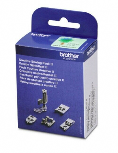 Brother Creative Sewing Pack II - CPS2